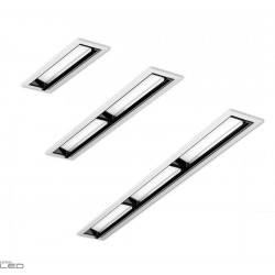 AQFORM RAFTER wall washer LED trim recessed