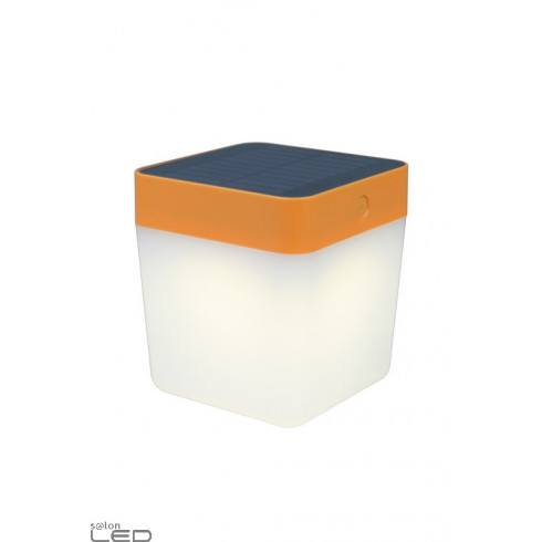 LUTEC TABLE CUBE Outdoor solar lamp