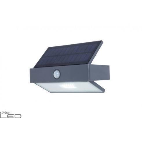 LUTEC ARROW Outdoor wall lamp with motion sensor