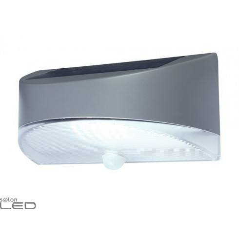 LUTEC BREAD Outdoor wall lamp with motion sensor