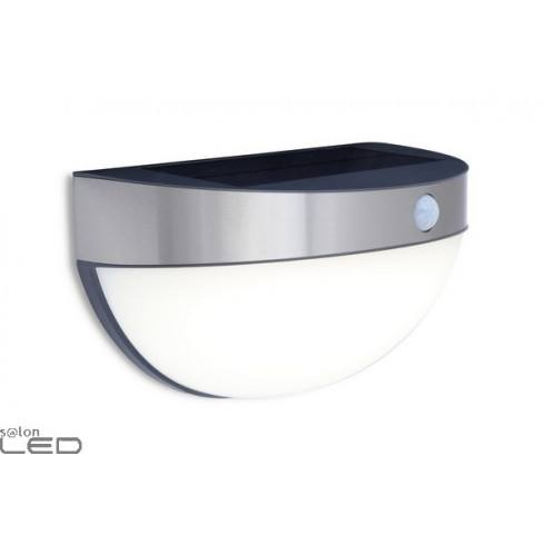 LUTEC BUBBLE Outdoor wall lamp with motion sensor