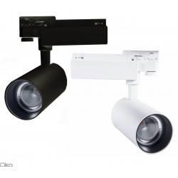 Reflektor SPOTLIGHT SP11 LED 40W track biały, czarny