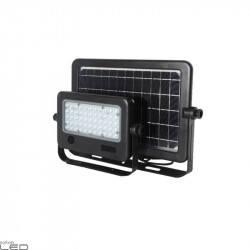 SOLAR LED 10W floodlight with motion sensor + cabel 3m