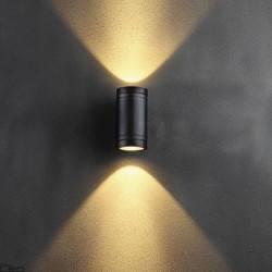 Kinkiet LED ELKIM WALLY LED 173/2 IP65 2x5W