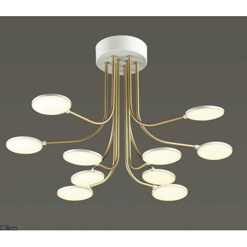 AUHILON MASSIMO C8575-10L golden surface LED lamp