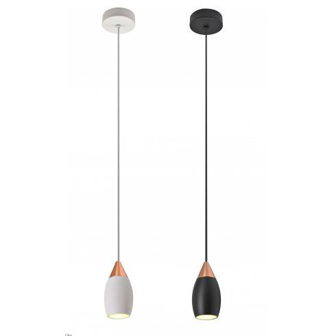 OXYLED ETRO Hanging lamp with LED 7W