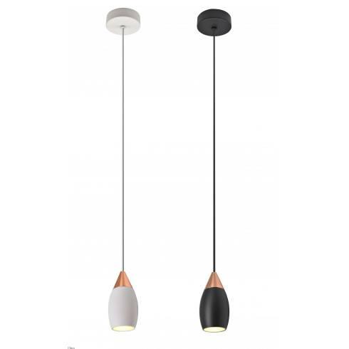 OXYLED ETRO lampa wisząca LED 7W