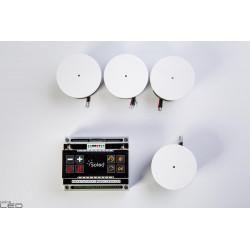 Sterownik schodowy do oświetlenia LED SCR-4
