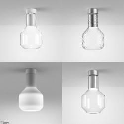 AQFORM MODERN GLASS Barrel LED 230V surface