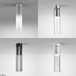 AQUAFORM MODERN GLASS Tube TR LED 230V surface 40417