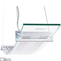 MODERNO ELISSE lampa wisząca, biały zimny