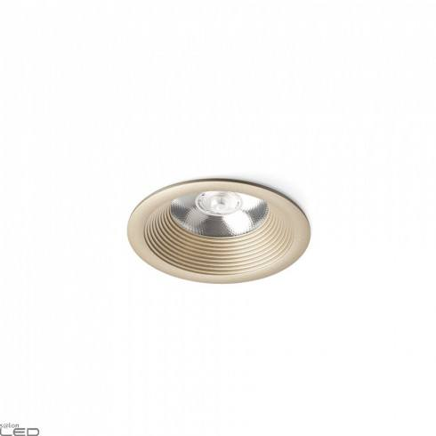 REDLUX SHARM BASE Ribbed Ceiling luminaire LED