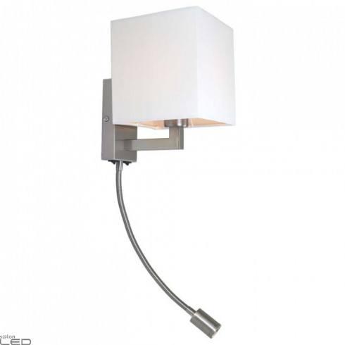 REDLUX Taina Wall lamp E27 LED + LED spotlight