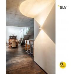 SLV OCULUS UP/DOWN 100467 wall light white, black 15W