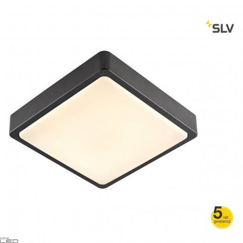 SLV  AINOS SQUARE LED IP65 100344 outdoor surface
