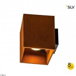 SLV RUSTY up/down square LED 1004650 single light