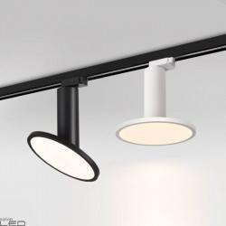 OXYLED LUCENA track 3F LED 12W white, black