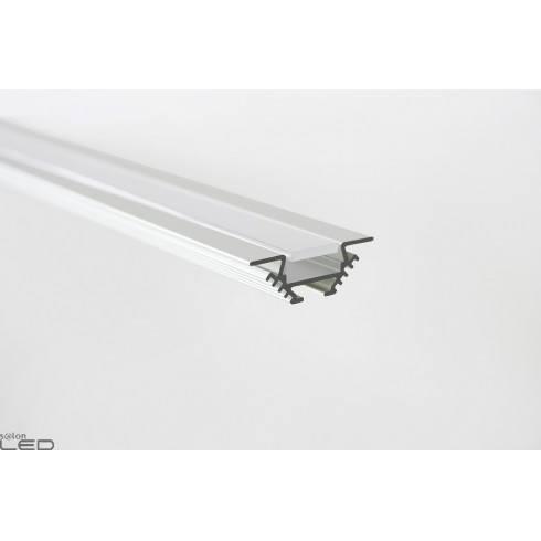 Profil led PAC LED profile anodized