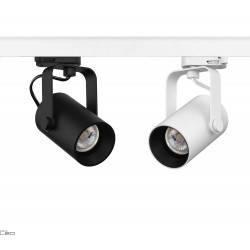 Reflektor szynowy 3F 230V CROSTI ALAMO biały, czarny GU10