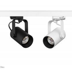 Track Light 3F CROSTI ALAMO white, black GU10 230V