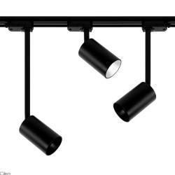 Reflektor szynowy OXYLED CROSTI LACCE biały, czarny GU10