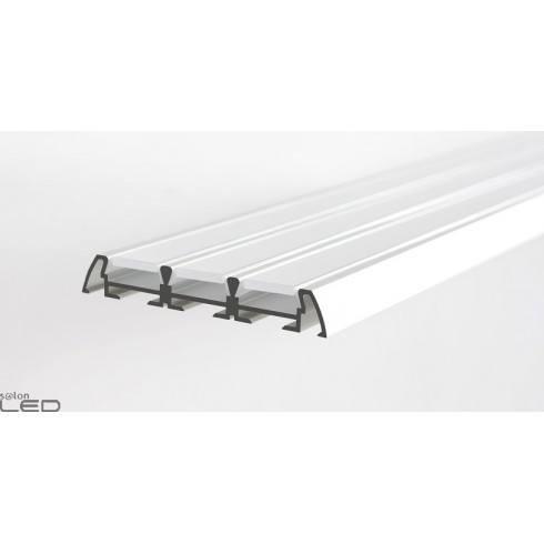 Profil led TRIADA anodowany 1m