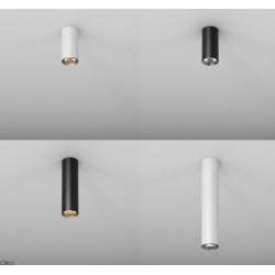 AQFORM PET next LED natynkowy 46962/3/4 tuba 12cm, 20cm, 32cm