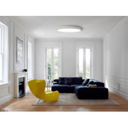 OXYLED VIANA surface LED lamp white, black 3000K