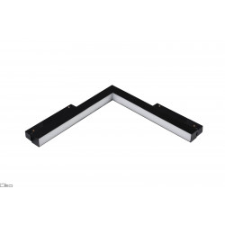OXYLED STRIPE C-W 893449 spot for multitrack shape L Ceiling-Wall