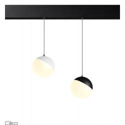 OXYLED MULTILINE ORB P lampa wisząca LED na magnes do szyn 48V