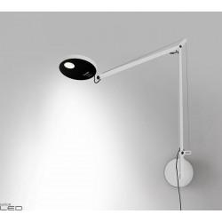 Artemide DEMETRA wall LED 8W modern light grey, black, white