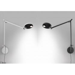 Artemide Demetra Professional wall LED 12W grey, black, white