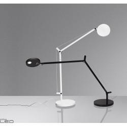 Artemide Demetra TABLE 8W light grey, black, white