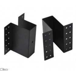 OXYLED MULTILINE mounting bracket for LV recessed magnetic track
