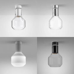 AQFORM MODERN GLASS Barrel GU10 surface