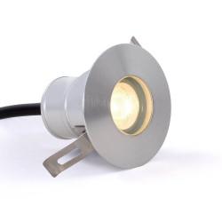 ELKIM GRUND LED 001 IP67 hermetyczna oprawa wpuszczana 3W