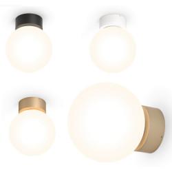 AQFORM MODERN BALL simple midi LED hermetic surface 47000