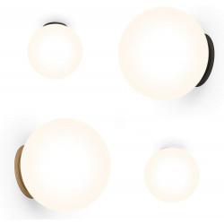 AQFORM MODERN BALL simple midi LED hermetic surface G/K 47001