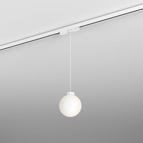 AQFORM MODERN BALL simple midi LED suspended track 16387 3F