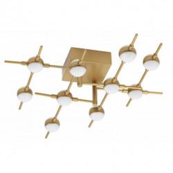 LUCES AZUL LE41334 gold ceiling LED lamp 24W 3000K