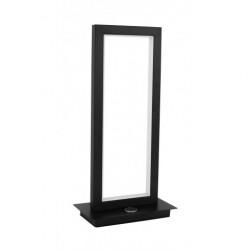 LUCES LEBU LE41431 black 12W LED table lamp