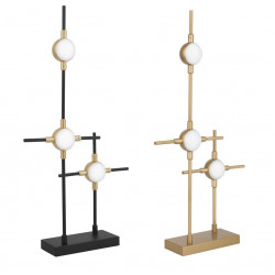 LUCES AZUL LE41331/2 table lamp gold, black LED 7.2W