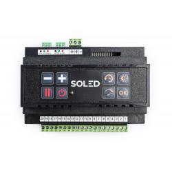 Czujnik ruchu schodowy do oświetlenia LED SCR-2