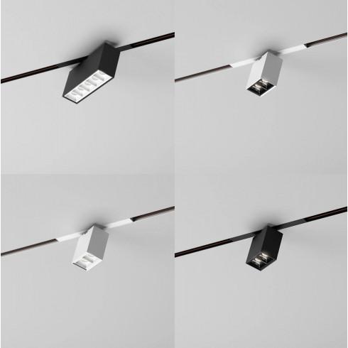 AQFORMRAFTER points LED multitrack - szyny magnetyczne
