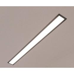 ELKIM LUPINUS LED recessed 61-300cm white, black