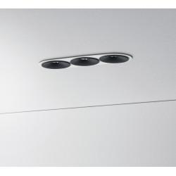 ZAHO SPEAKER RD60 3 R00110 recessed LED 3x4W