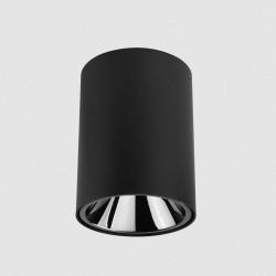 Kohl LUXO LUR K50154 small tube LED 10W white, black 45mm