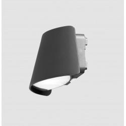 Outdoor wall light KOHL K60002 CAP IP65 grey, white
