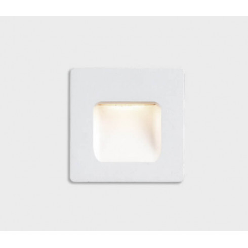 KOHL AGATAR K51201 recessed square LED lamp 3W light stair IP54