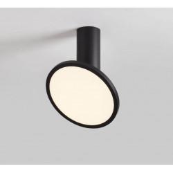 OXYLED LUCENA natynkowa LED 12W biała, czarna